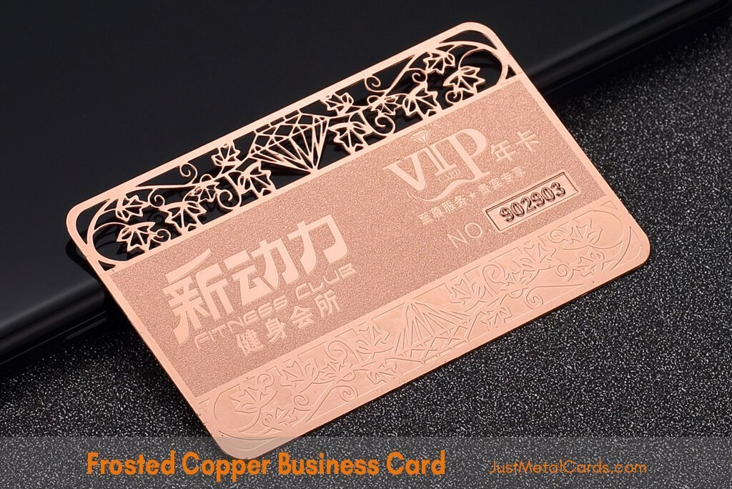 frosted-copper-metal-card-j1