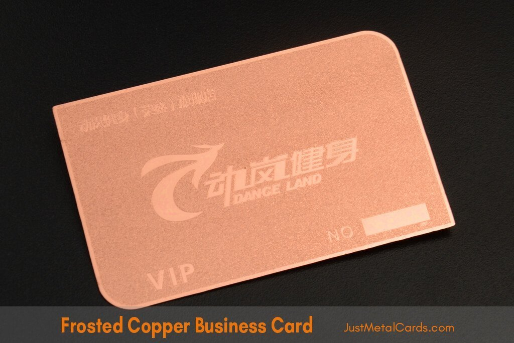 frosted-copper-metal-card-j2
