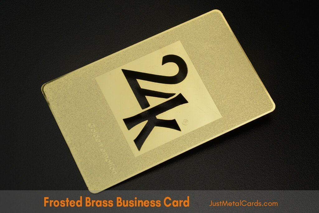 frosted-gold-metal-business-card j1