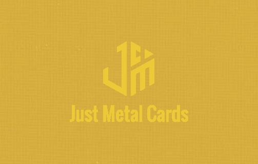 Brass Finish Cards v1