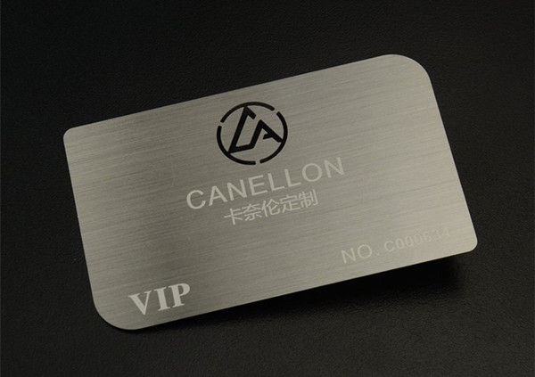 Choose the Right Metal Business Card