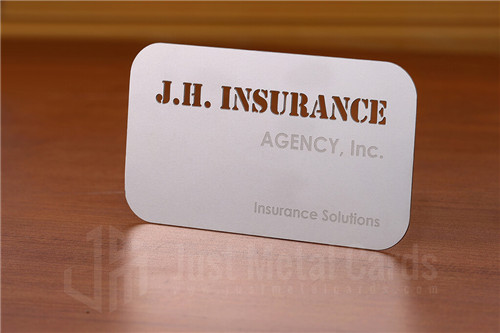Advantages of Stainless Steel Business Cards